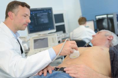 portrait of endoscopic ultrasound